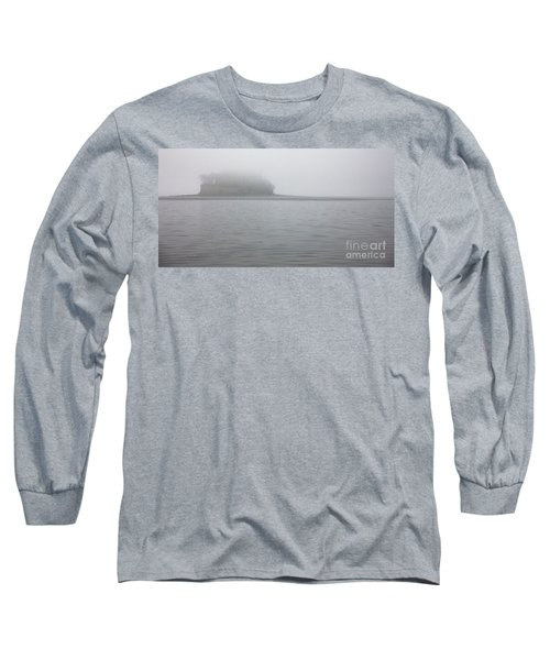 Cutts Island State Park Long Sleeve T-Shirt
