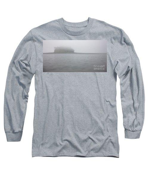 Cutts Island State Park Long Sleeve T-Shirt