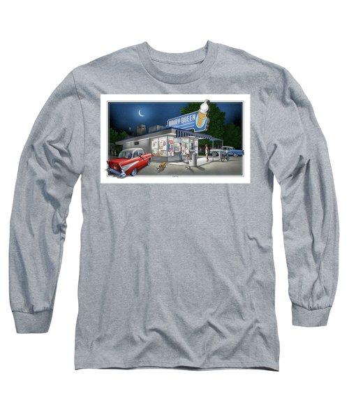 Dairy Queen Long Sleeve T-Shirt