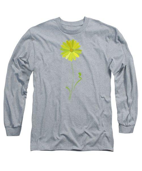 Daisy, Daisy Long Sleeve T-Shirt