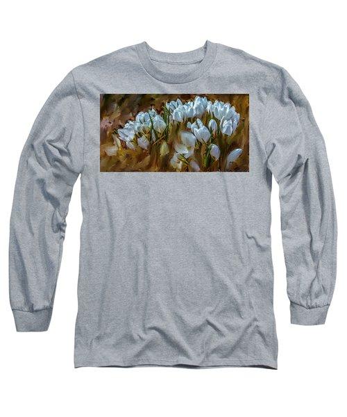 Dance In White #i6 Long Sleeve T-Shirt