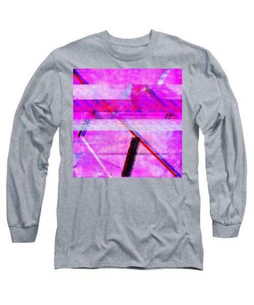 Databending #1 Long Sleeve T-Shirt