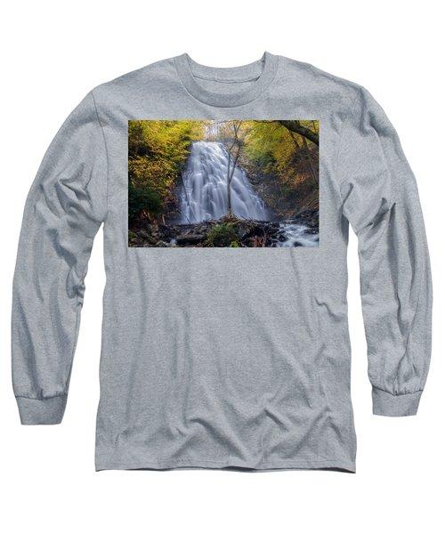 Dawn At Crabtree Falls Long Sleeve T-Shirt