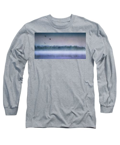 Dawn Of The Fog Long Sleeve T-Shirt