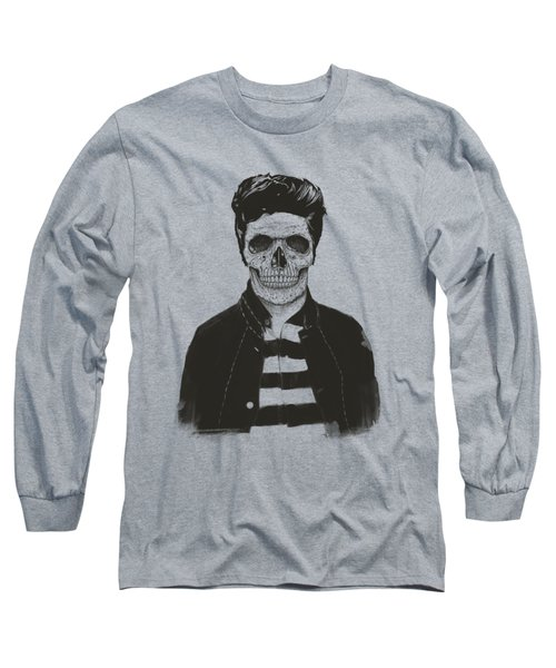Death Fashion Long Sleeve T-Shirt