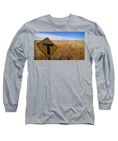Decision Time Long Sleeve T-Shirt