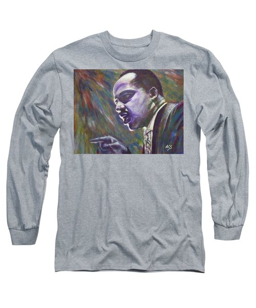 Demonstrations With Dignity Long Sleeve T-Shirt
