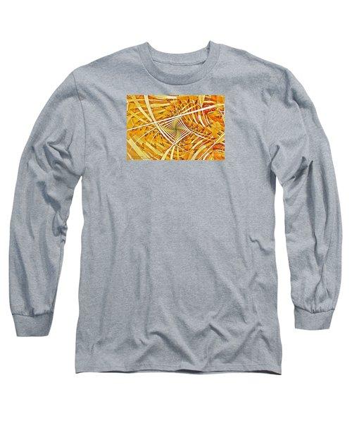 Descent Into Yello Long Sleeve T-Shirt