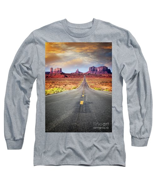 Desert Drive Long Sleeve T-Shirt