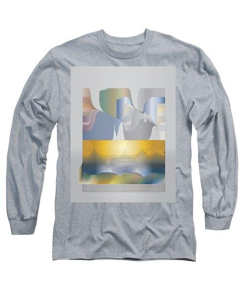 Desert Filter Box Long Sleeve T-Shirt