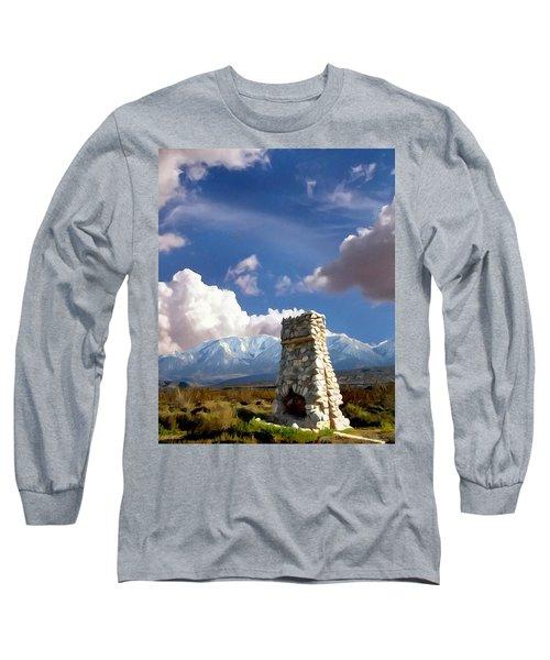 Desert Host Impressions Long Sleeve T-Shirt
