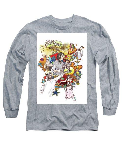 Desert Safari  Long Sleeve T-Shirt