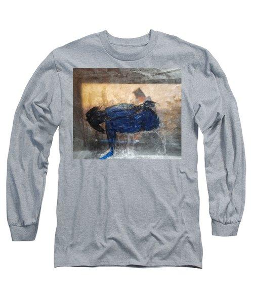 Desire By Nietzsche Long Sleeve T-Shirt