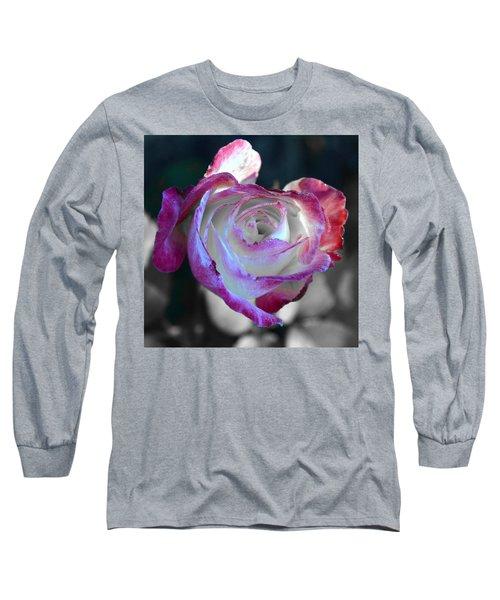 Dewy Rose Long Sleeve T-Shirt