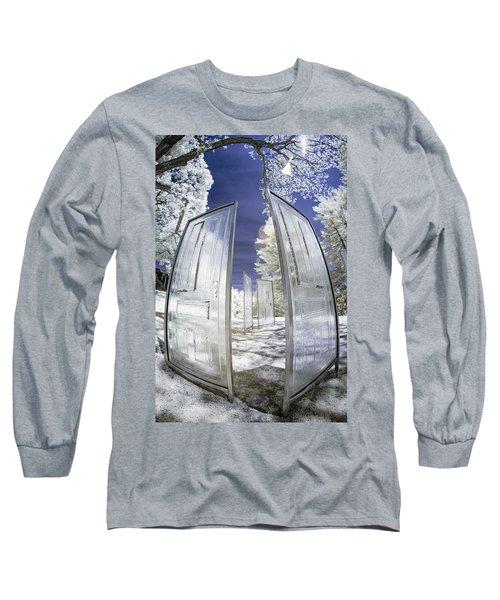 Dimensional Doors Long Sleeve T-Shirt