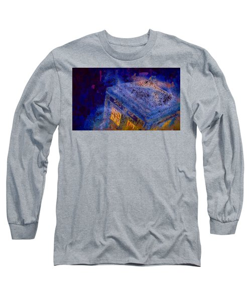 Doctor Who Tardis 2 Long Sleeve T-Shirt