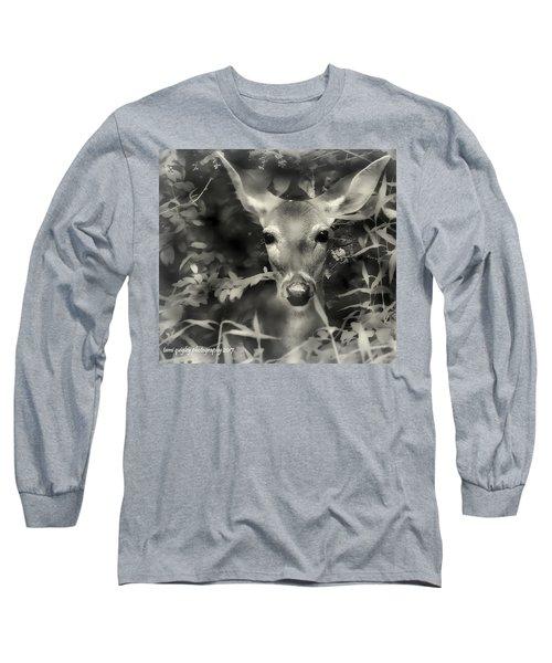 Doe's Summer Portrait Long Sleeve T-Shirt