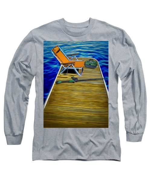 Done Fishing Long Sleeve T-Shirt