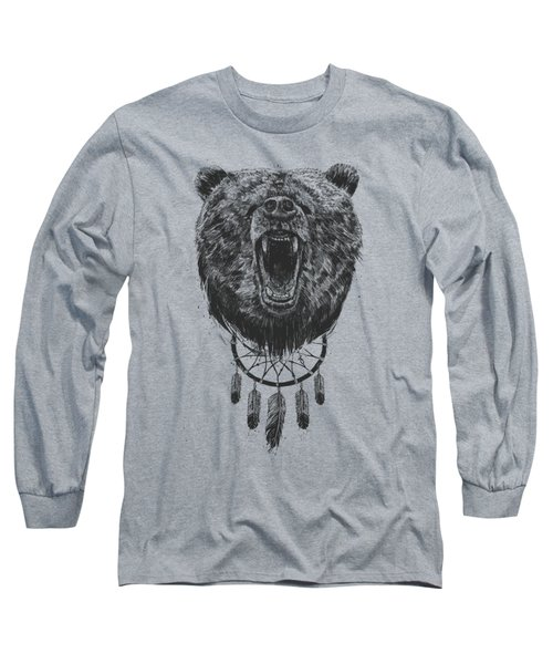 Don't Wake The Bear Long Sleeve T-Shirt