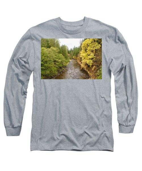 Down The Molalla Long Sleeve T-Shirt