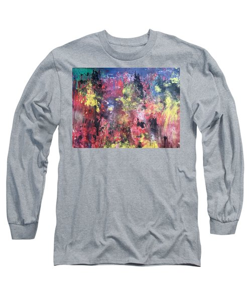 Downtown Sac Long Sleeve T-Shirt