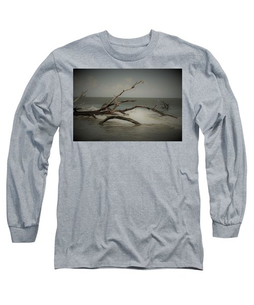Drifting Along With The Tide Long Sleeve T-Shirt