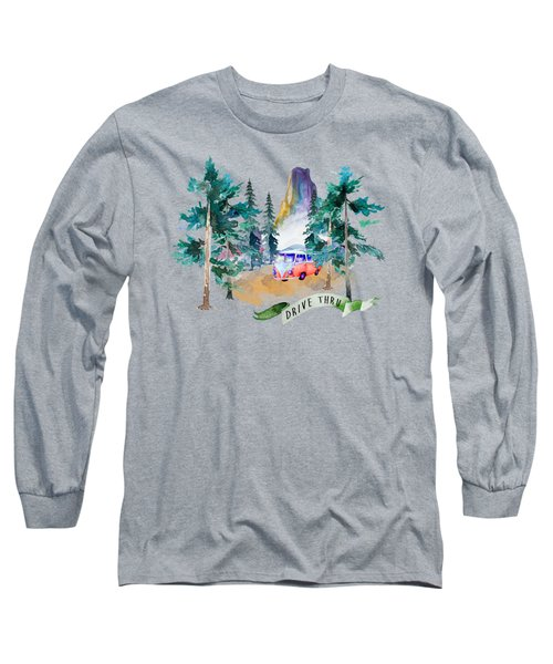 Drive Thru Long Sleeve T-Shirt