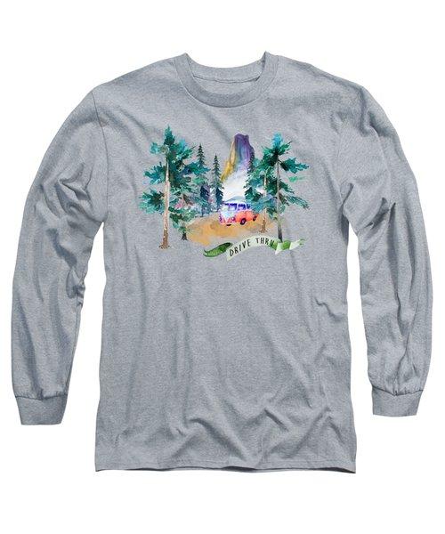 Drive Thru Long Sleeve T-Shirt