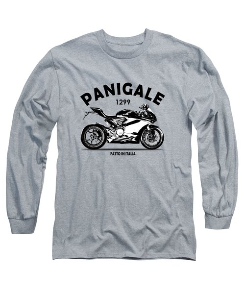 Ducati Panigale Long Sleeve T-Shirt