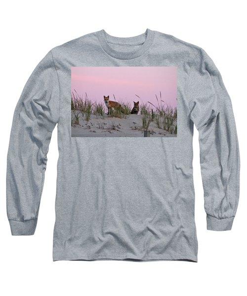 Dune Foxes Long Sleeve T-Shirt
