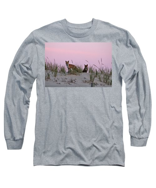 Dune Foxes Long Sleeve T-Shirt
