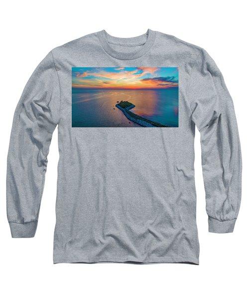 Dusk At The Knob Long Sleeve T-Shirt