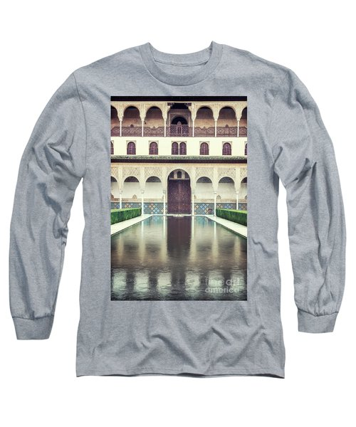 Echoes In The Rain Long Sleeve T-Shirt