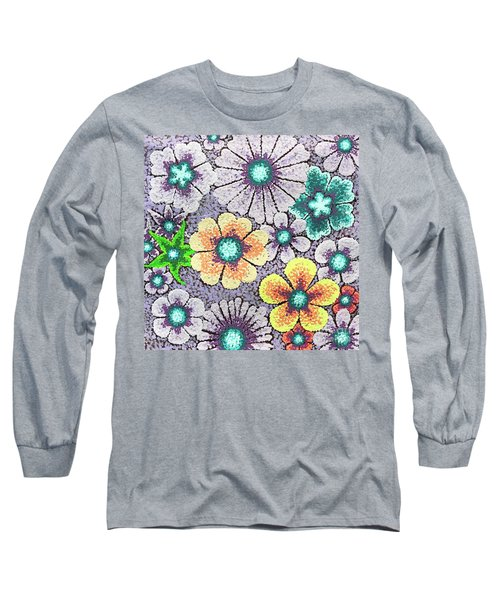 Efflorescent 11 Long Sleeve T-Shirt