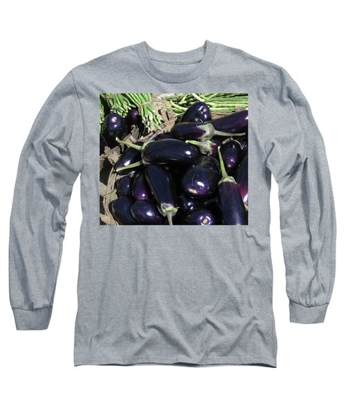 Eggplants   For Sale In In Chatikona  Long Sleeve T-Shirt
