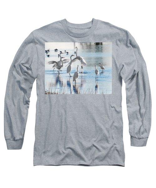 Egret Ballet 1400 Long Sleeve T-Shirt