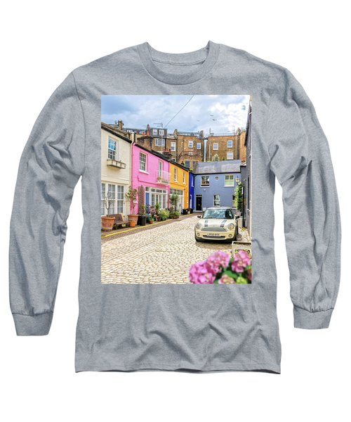 Elvin Long Sleeve T-Shirt