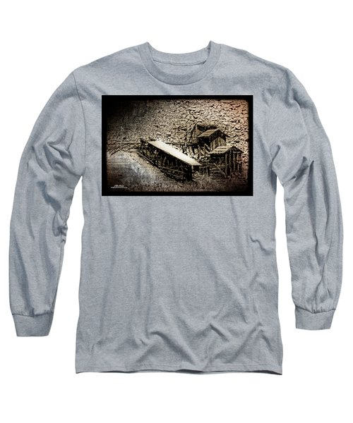 End Of The Line Mine Long Sleeve T-Shirt