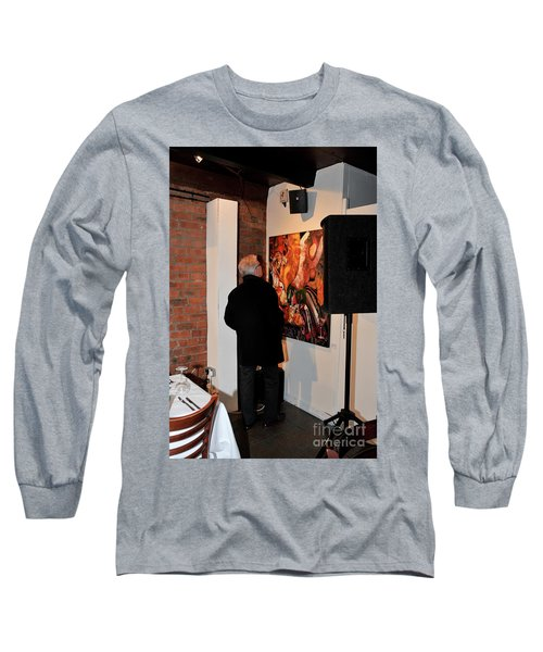 Exhibition - 08 Long Sleeve T-Shirt