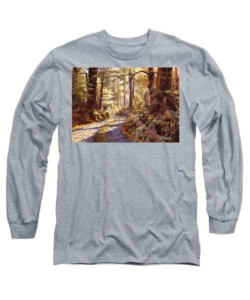 Explore With Me Long Sleeve T-Shirt