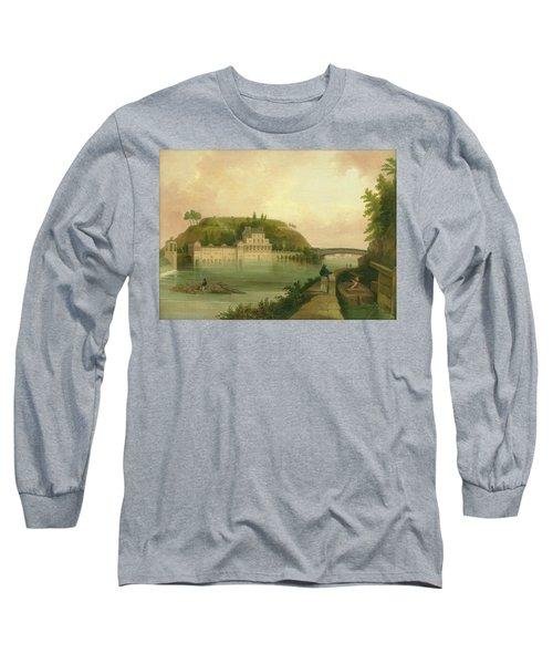 Fairmount Waterworks About 1838 Long Sleeve T-Shirt