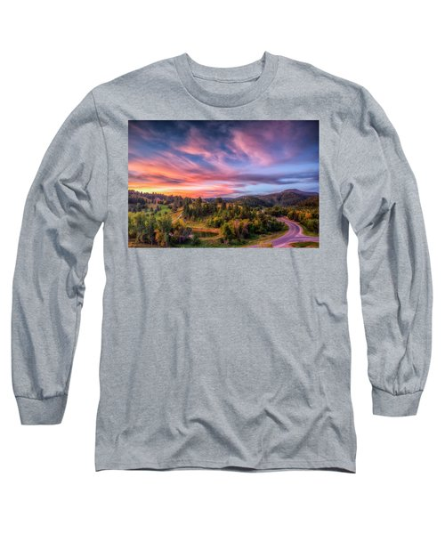 Fairytale Morning Long Sleeve T-Shirt