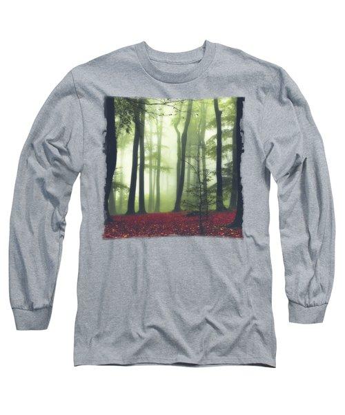 Fall Haze Long Sleeve T-Shirt