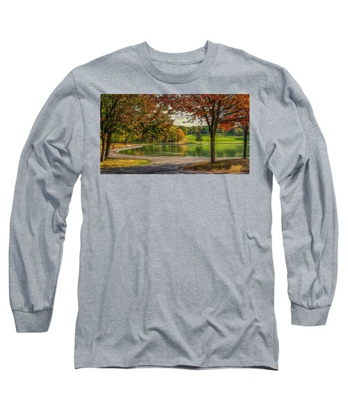 Fall In Montreal Long Sleeve T-Shirt