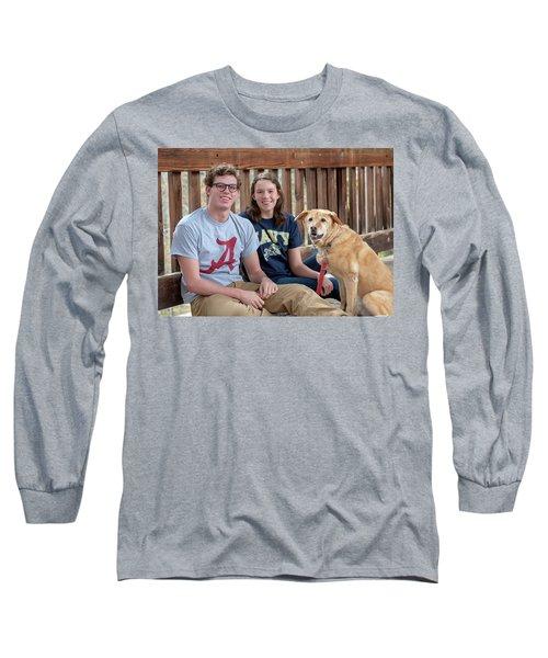 Family Dog Long Sleeve T-Shirt