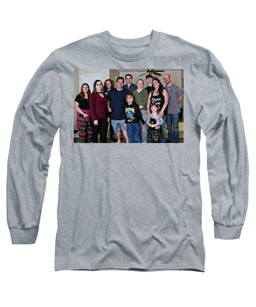 Family2 Long Sleeve T-Shirt