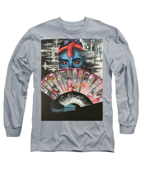 Fan Mystery Long Sleeve T-Shirt