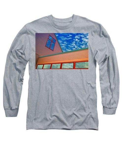 Fdr Museum Long Sleeve T-Shirt