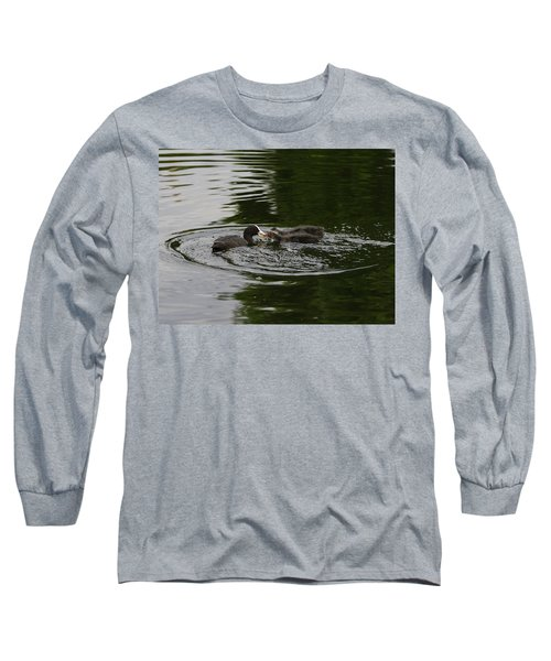 Feed Me. Me. Long Sleeve T-Shirt