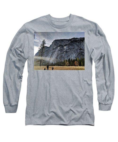 Feel Small Long Sleeve T-Shirt